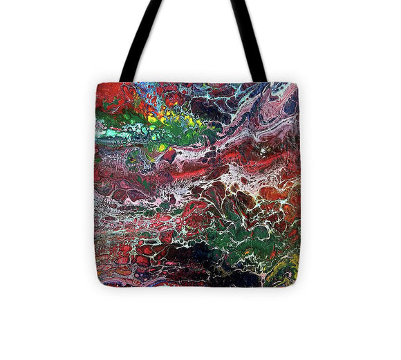 Colorful Chaos - Tote Bag