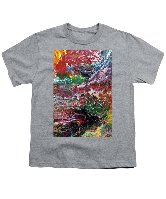 Colorful Chaos - Youth T-Shirt