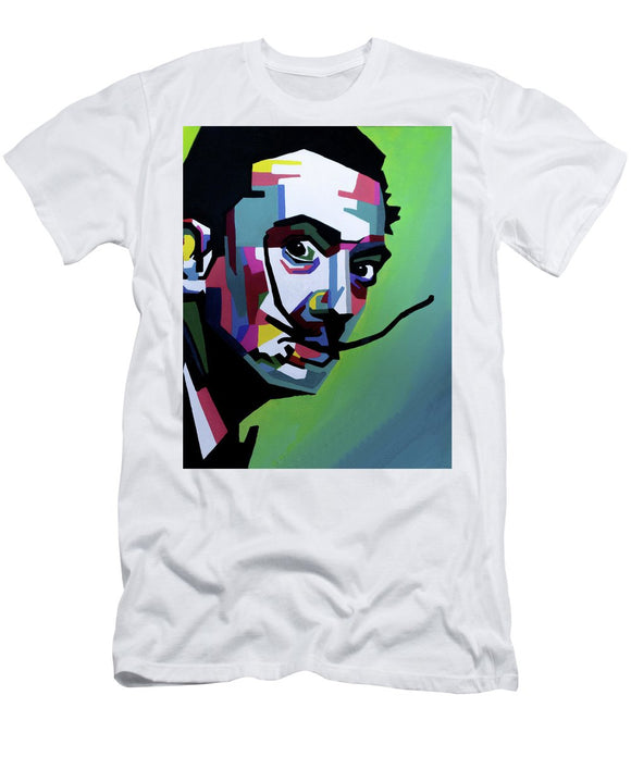 Dali Non Digital - Men's T-Shirt (Athletic Fit)