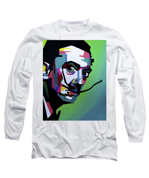Dali Non Digital - Long Sleeve T-Shirt