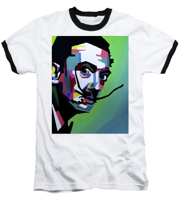 Dali Non Digital - Baseball T-Shirt