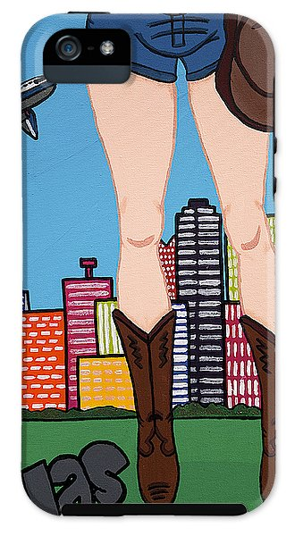 Dallas Pop Tart - Phone Case