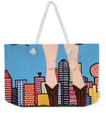 Dallas Pop Tart - Weekender Tote Bag