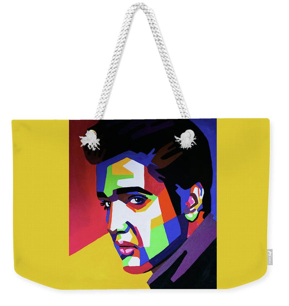 Elvis Lives - Weekender Tote Bag
