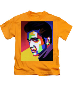 Elvis Lives - Kids T-Shirt