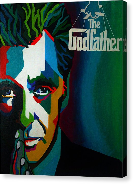 Godfather - Canvas Print