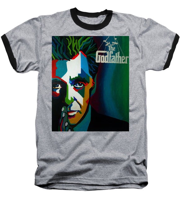 Godfather - Baseball T-Shirt