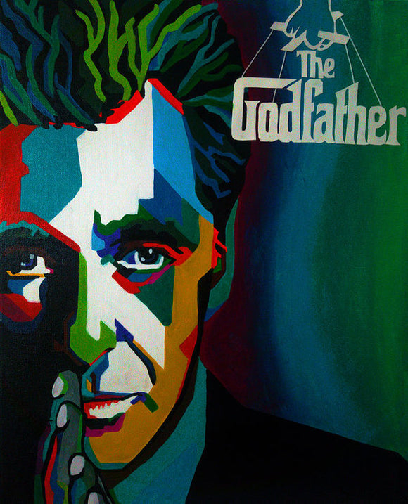 Godfather - Art Print