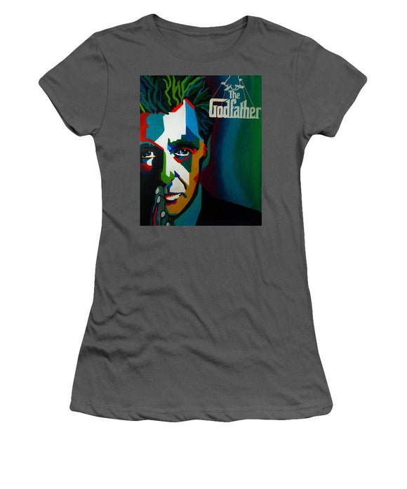 Godfather - Women's T-Shirt (Athletic Fit)