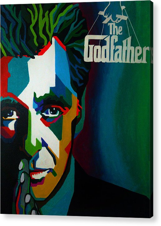 Godfather - Acrylic Print