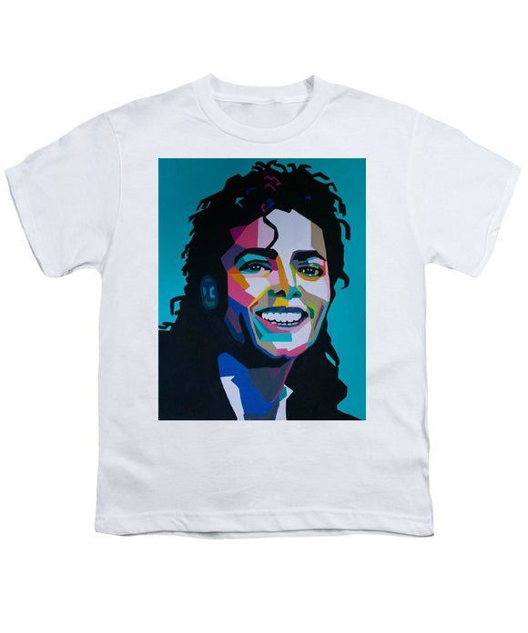 King Of Pop Art - Youth T-Shirt
