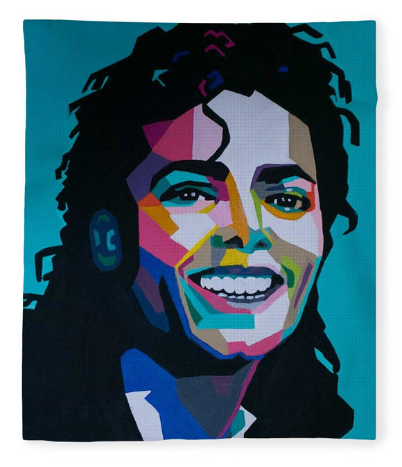 King Of Pop Art - Blanket