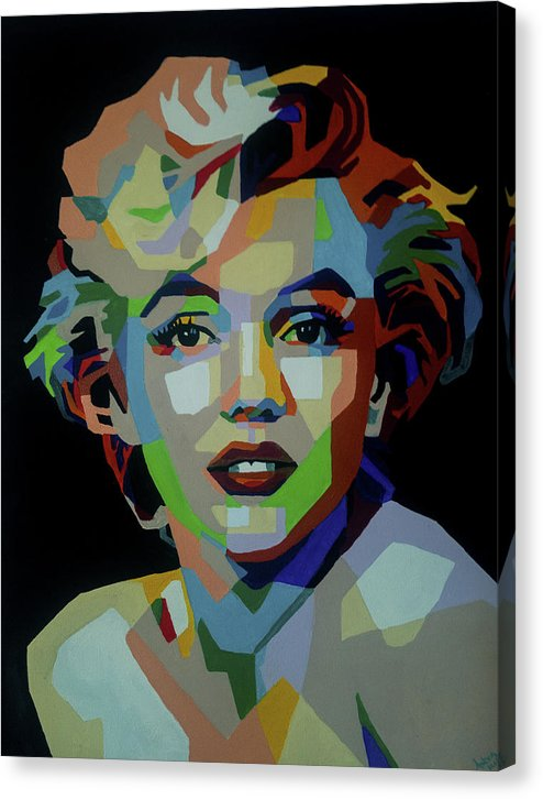 Marilyn - Canvas Print