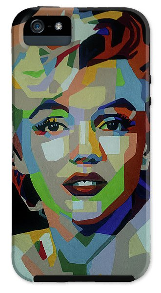 Marilyn - Phone Case