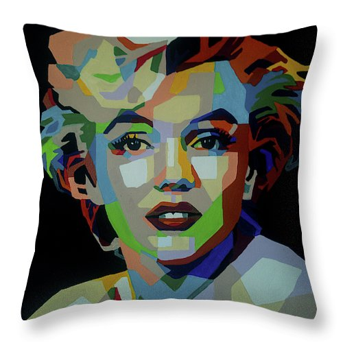 Marilyn - Throw Pillow