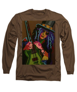 Slash - Long Sleeve T-Shirt