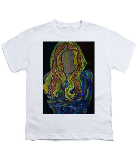 Why So Blue - Youth T-Shirt