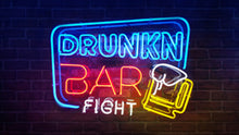 Load image into Gallery viewer, Drunkn Bar Fight