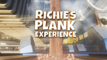 Load image into Gallery viewer, Richie's Plank Experience
