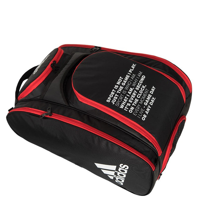Racket Bag MULTIGAME Black/Red 2.0 2020