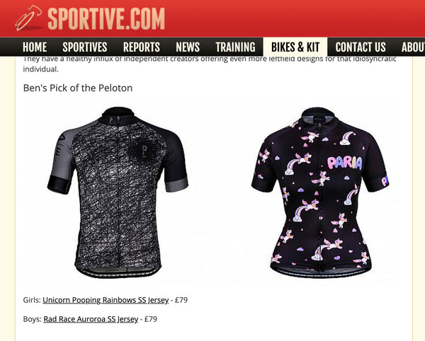 Ben's Boutique Call: Top 10 cycling kit designs from indie brands