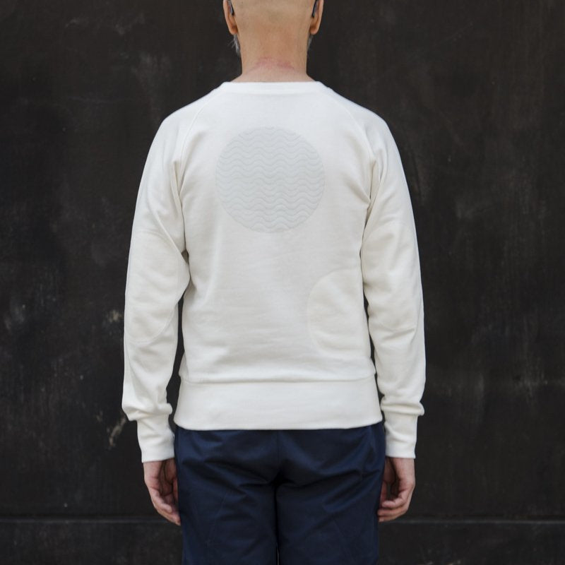 HJUL White Commuter Sweatshirt