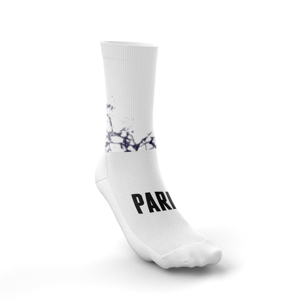 Tie Dye Cycling Socks-PARIA.CC