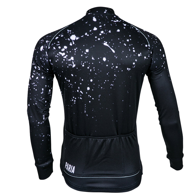 Bleka Long Sleeve Winter Thermo Cycling Jersey