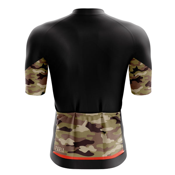 Brit Camo Race Fit Jersey