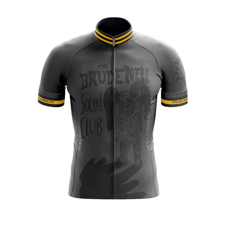 Brudenell Social Club Hyde Park Cycling Jersey-PARIA.CC