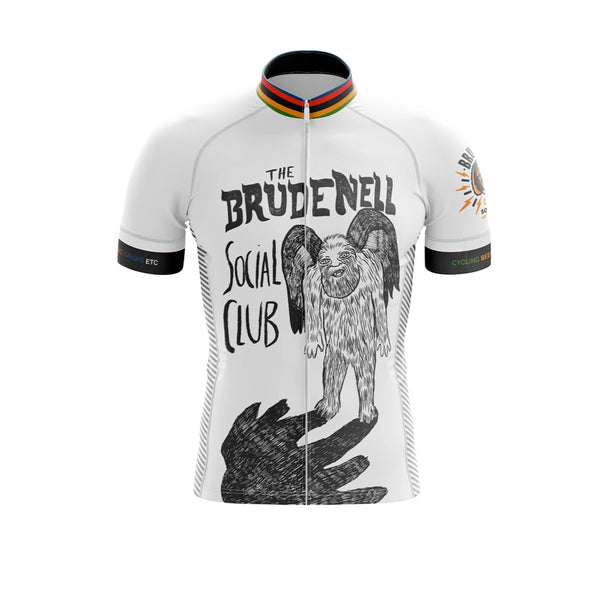 Brudenell Social Club Queens Road Cycling Jersey-PARIA.CC