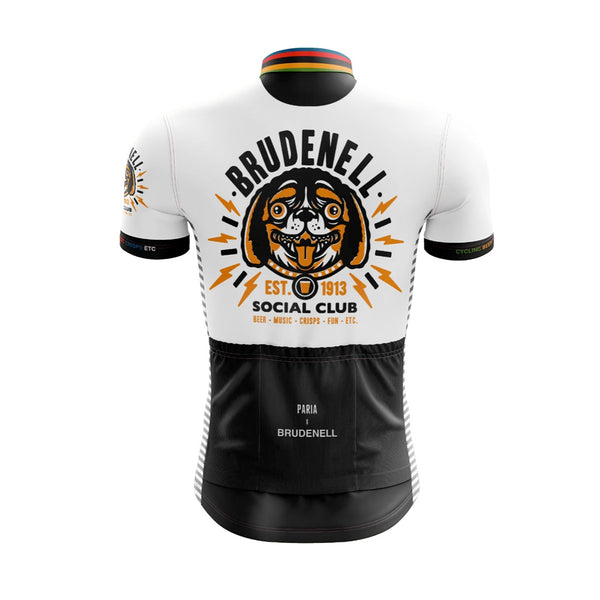 Brudenell Social Club Queens Womens Road Cycling Jersey-PARIA.CC