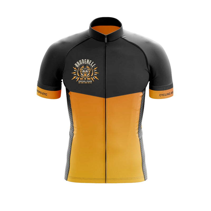 Brudenell Tiger King Womens Cycling Jersey-PARIA.CC