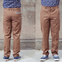 HJUL Chocolate Workman Pants