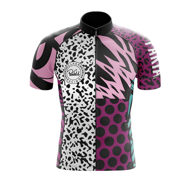 Mr Penfold X Clash Race Fit Women's Cycling Jersey-PARIA.CC