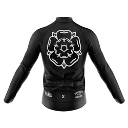Don't Mess With Yorkshire Long Sleeved Cycling Jersey-PARIA.CC