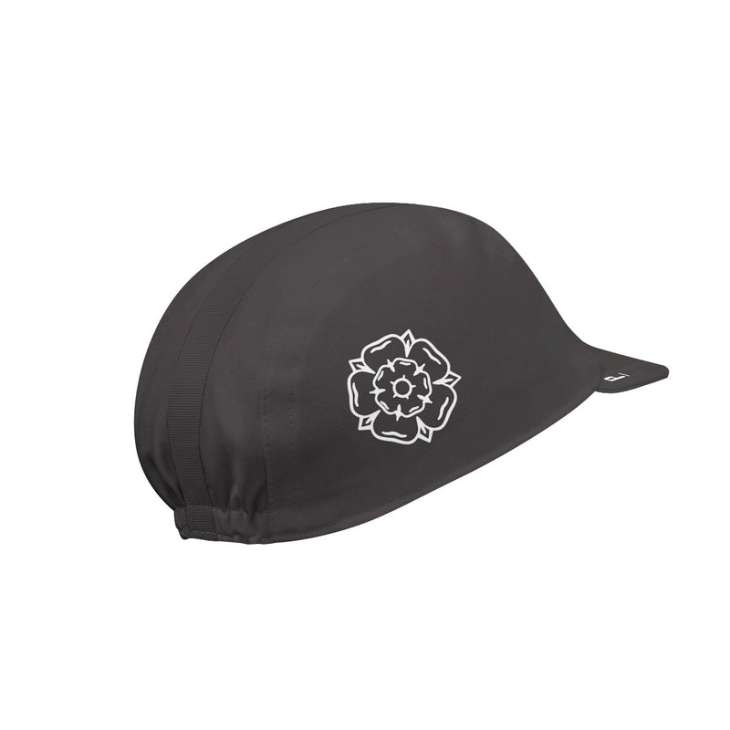 Don't Mess With Yorkshire Black Cycling Cap