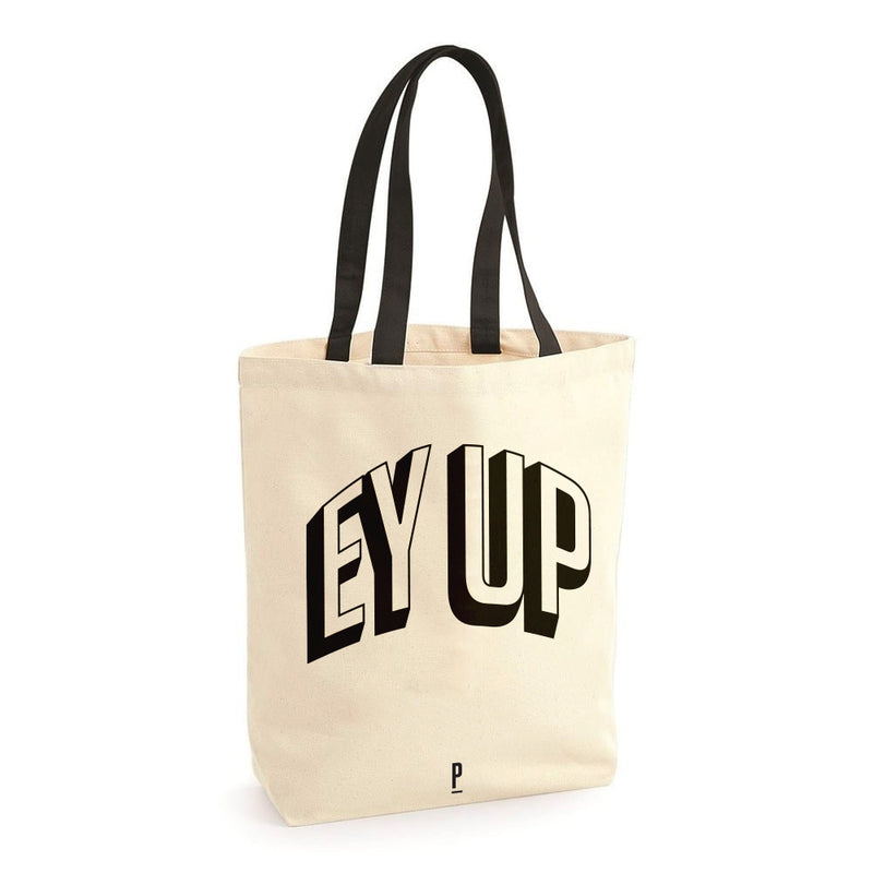 Cycling Tote Bag Ey up