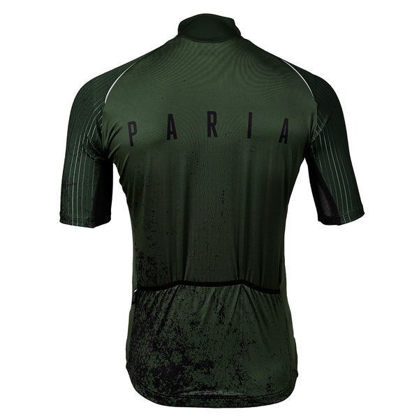 Modernist aero cycling jersey, modernist olive jersey, cycling jersey, aero fit jersey