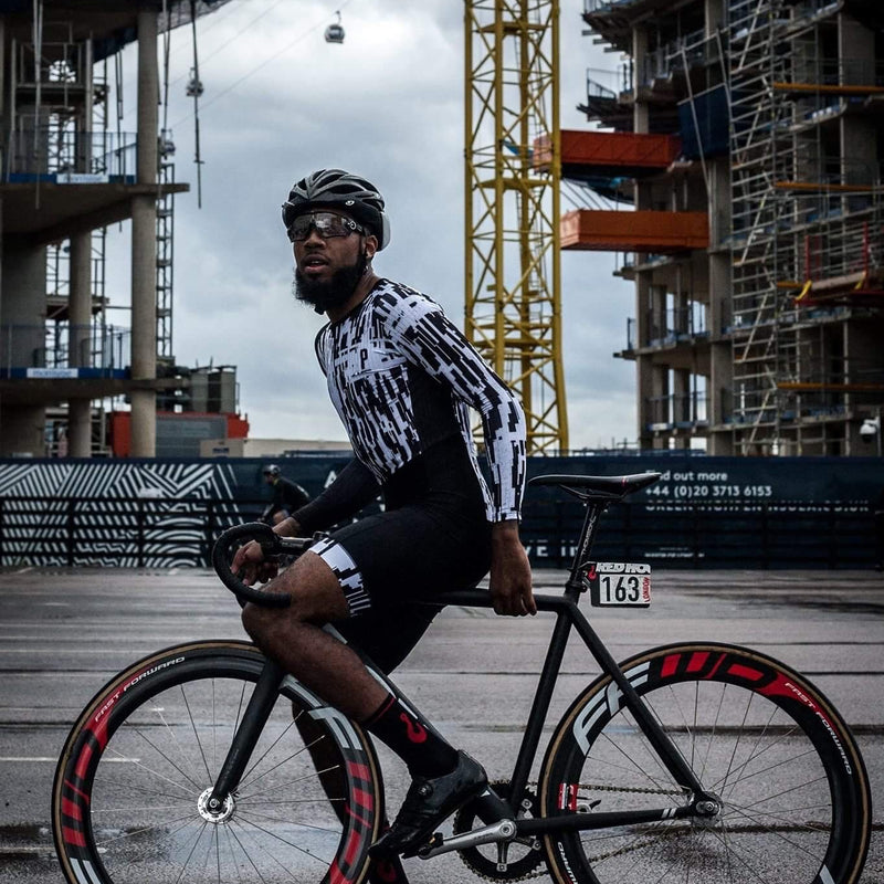 Red Hook crit, Paria cycling team, Paria crit, skin suit, custom skin suit