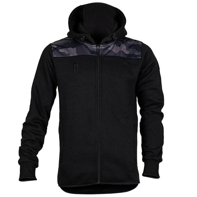Split Cam Tech Zip Cycling Hoodie