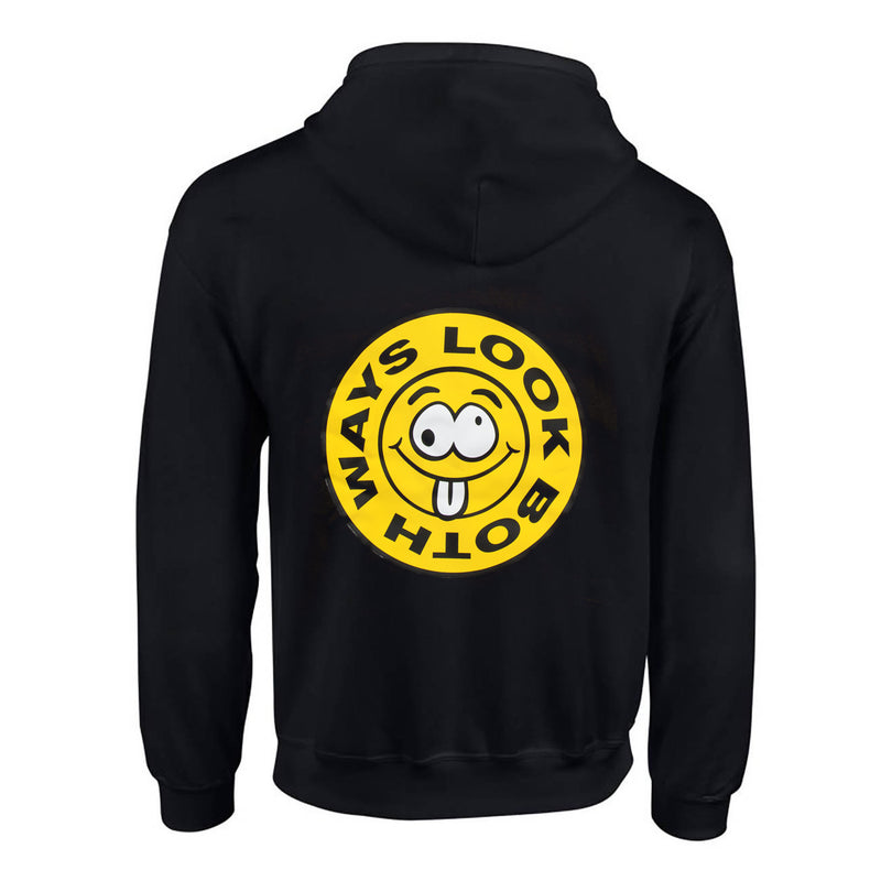 Look Both Ways Cycling Hoodie