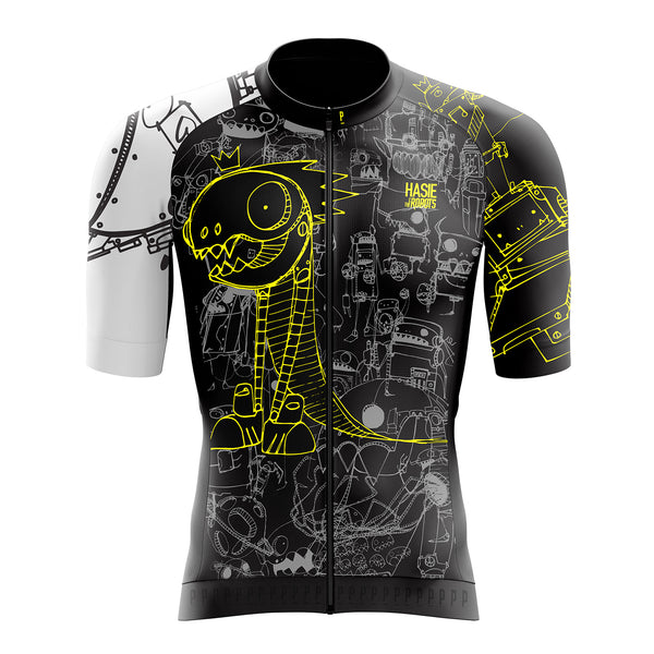 Hasie 1 Race Fit Cycling Jersey-PARIA.CC