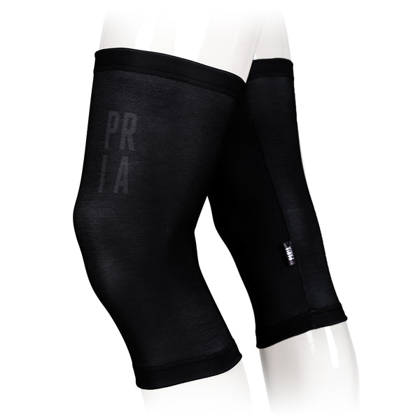 Knee warmers, leg warmers, cycling knee warmers, PRIA, PARIA knee warmers