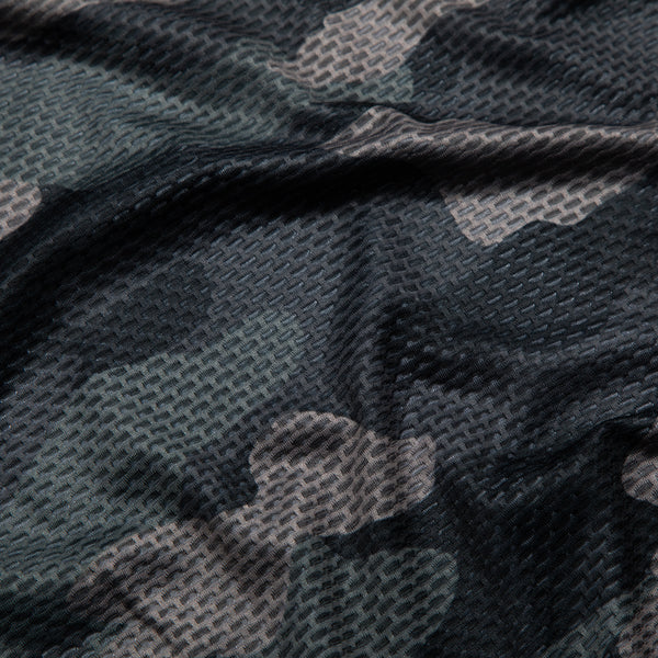 Camo Cycling Base Layer