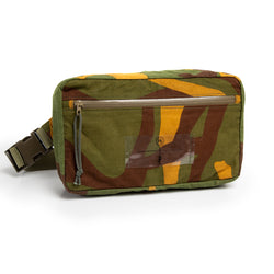 Hjul X Paria Camo Print Cross Bag