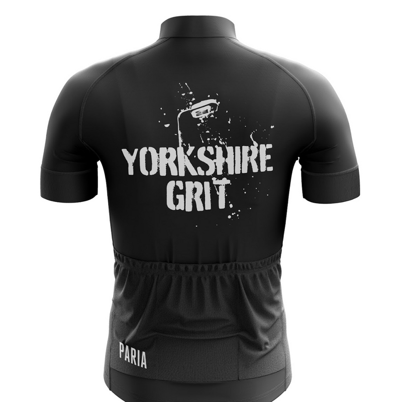 Yorkshire Grit Cycling Jersey-PARIA.CC