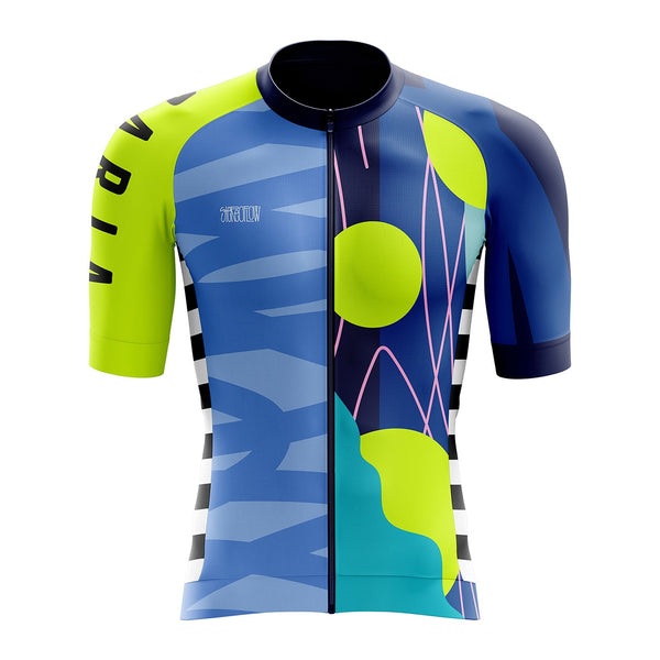 Race Fit Cycling Jersey StereoFlow