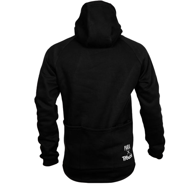 Team Trouble Hoodie, Paria X Team Trouble, Riding hoodie, cycling hoodie