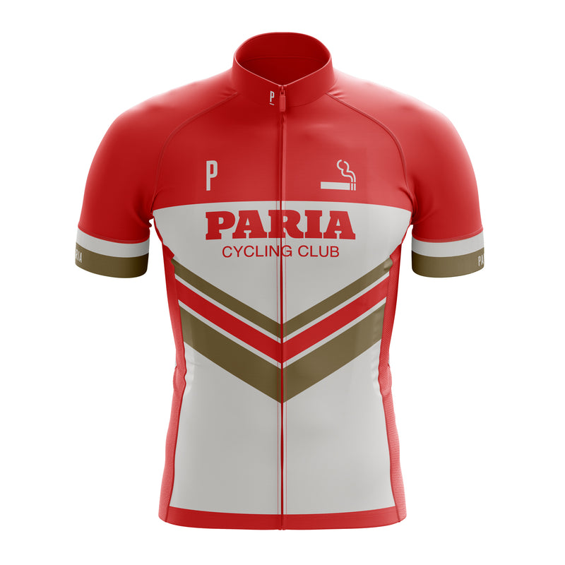 Retro Cycling Jersey-PARIA.CC